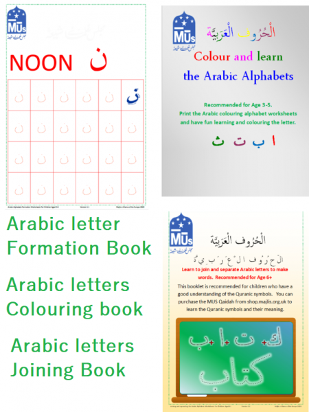 Arabic Alphabet Worksheets – Subroutine.iworksheet.co